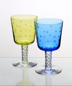 Colour Chalice Bowls